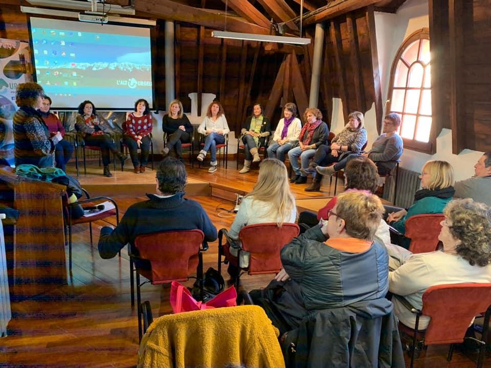 Trobada de dones del món rural, a l'Alt Urgell